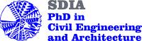 Logo Dottorato Ingegneria Civile e Architettura