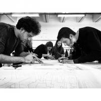 Studenti di disegno