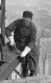 Lavoratore dell'Empire State Building